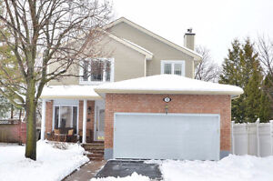 3+1 Bed Single Family home - established area, Orleans!