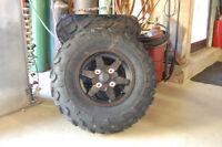 Kawasaki ATV Tires and Rims