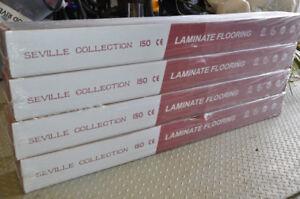 Plancher Laminé Collection Séville - Laminate Flooring Seville C