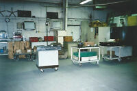 Mould Finishing business for sale Turn Key Operation!!
