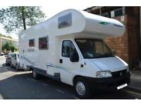7 Berth 2006 Chausson Flash 05 Motorhome For Sale