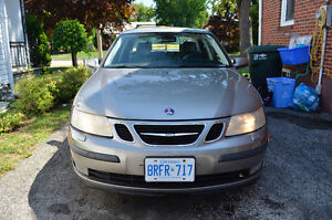 2003 Saab 9-3 Linear Sedan 2.0L Turbo