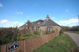 2 Bedroom Semi Detached Cottage in Idyllic Location