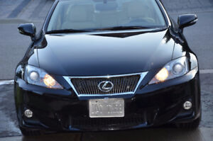IS 250 LEXUS MINT CONDITION WITH ONLY 29km Accident Free