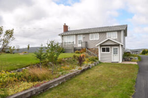 Open House Sunday October 22nd 2-4pm. 534 Main Rd, Pouch Cove