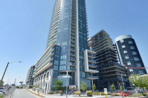 Furnished 1 bedroom +den condo at Lakeshore Waterfront Toronto
