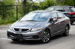 2013 Honda Civic EX  With Extended Warranty!!!