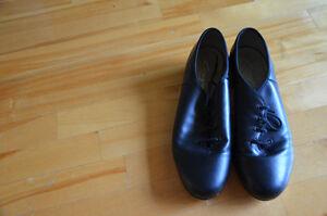 Souliers de claquette pour homme (10)  / tapdance shoes (10 men)