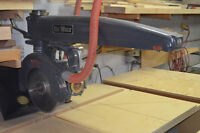 "Dewalt GE 16"" radial arm saw  Beast!"