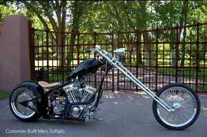 Wanted Big Bear Merc Chopper