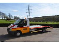 FORD TRANSIT 2.4 TDCi RECOVERY TRUCK, 2006 56 PLATE