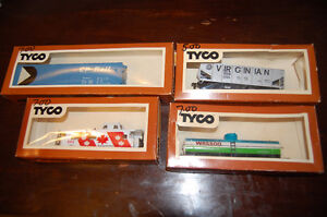 Four Tyco HO Trains In the Package $20 for 4