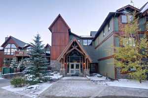 Desirable Condo, Three Sisters, Canmore