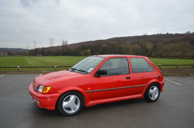 ford fiesta rs turbo 1990 in bradford west yorkshire gumtree. Black Bedroom Furniture Sets. Home Design Ideas