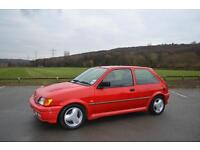 FORD FIESTA RS TURBO, 1990, **CHOICE OF 2**