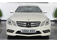 2010 MERCEDES E-CLASS E220 CDI BLUEEFFICIENCY SPORT COUPE DIESEL