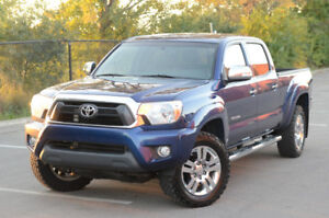 2014 Toyota Tacoma Limited Only One Owner!!