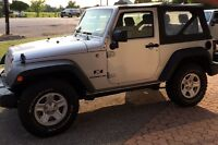 2007 Jeep Wrangler X -LOW KM NEW TIRES Windsor Region Ontario Preview