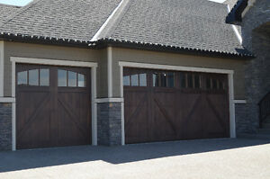 Professional Garage Door Sales, Service and Install