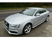 2013 Audi A5 TDI S LINE Coupe Diesel Manual