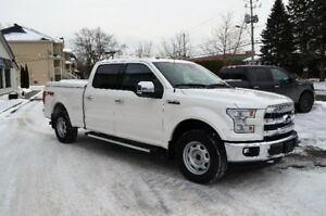 F150 FX4 LARIAT 2017 SUPERCREW