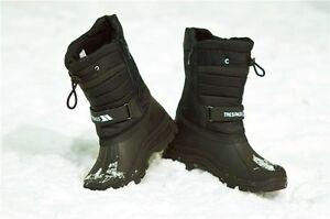 LOVELY-UNISEX-MEN-LADIES-KIDS-TRESPASS-WATERPROOF-THERMAL-SKI-SNOW-BOOTS-4-12