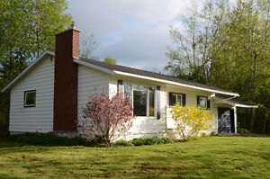 AFFORDABLE 4 BEDROOM BUNGALOW ON QUIET STREET IN WOLFVILLE