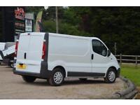 VAUXHALL VIVARO 2.0 CDTi 2700 Short Wheel Base SWB Panel Van 113 BHP - NO VAT