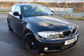 BMW 1 SERIES 120d M Sport (black) 2010
