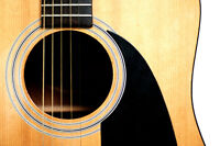 Guitar lessons in Welland at Music and Performance Niagara