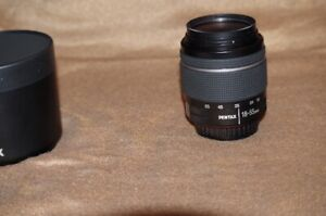 For Sale Pentax 18-55