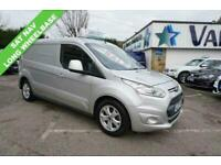 2017 FORD TRANSIT CONNECT 1.5 TDCI 120 L2 240 LIMITED LONG ( EURO 6 / SAT NAV )