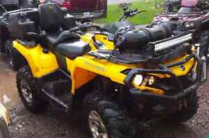 2013 can am outlander max st 1000