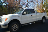 2011 Ford F-150 XLT Pickup Truck 4x4 Long Box