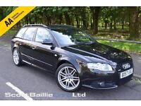 2007 57 AUDI A4 2.0 T S LINE SPECIAL EDITION 5D 217 BHP