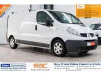 2014 14 RENAULT TRAFIC 2.0 LL29 DCI 115 WINDOW CLEANING VAN TANK EQUIPMENT