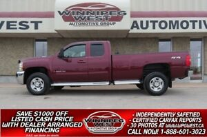 2009 Chevrolet SILVERADO 3500HD LTZ DURAMAX 4X4, LOADED, FLAWLES
