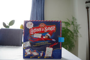 Elf on the Shelf/Letters to Santa