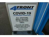 Chausson Flash 03 FORD TRANSIT LEZ COMPLIANT 6 BERTH 6 TRAVELLING SEATS