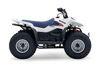 WANTED 50cc ATV