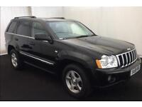 2008 (58) JEEP GRAND CHEROKEE 3.0 CRD LIMITED V6 AUTOMATIC 4X4 TURBO DIESEL