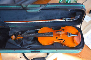 Violin, German with case