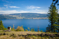 7140 Westside Rd, Kelowna - Affordable .79 Acre lakeview lot