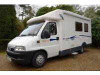 4 Berth CI Carioca 644 Motorhome For Sale REDUCED £1000