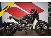 2015 15 DUCATI SCRAMBLER 803CC SCRAMBLER FULL THROTTLE