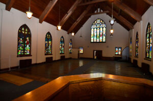 Church/Worship centre & office spaces rental