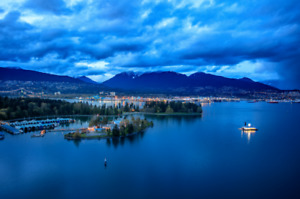 3 BRM An Iconic Water Front Living Residence in Coal Harbour