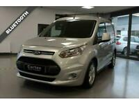 2014 64 FORD TRANSIT CONNECT 1.6 200 LIMITED P/V 114 BHP DIESEL