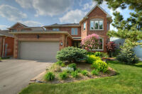Move In & Enjoy 4 Bdrm Executive Home In Glenway, Newmarket!