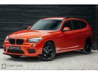 2013 BMW X1 SDRIVE20D M SPORT Diesel Manual